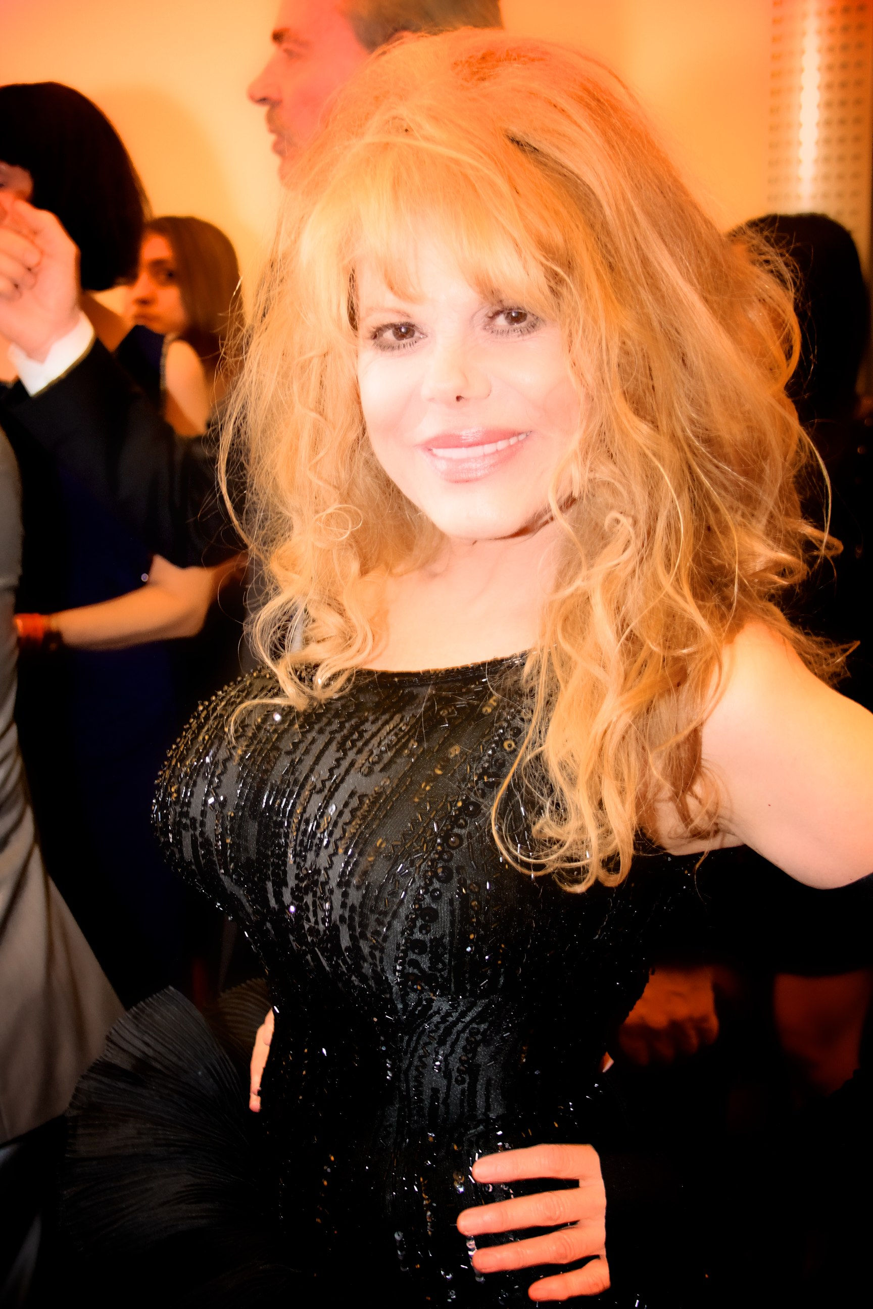 Photo of Charo: Spanish-American actress, comedienne, and flamenco guitarist