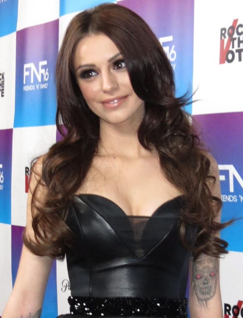 Photo of Cher Lloyd: English singer-songwriter, rapper, & model