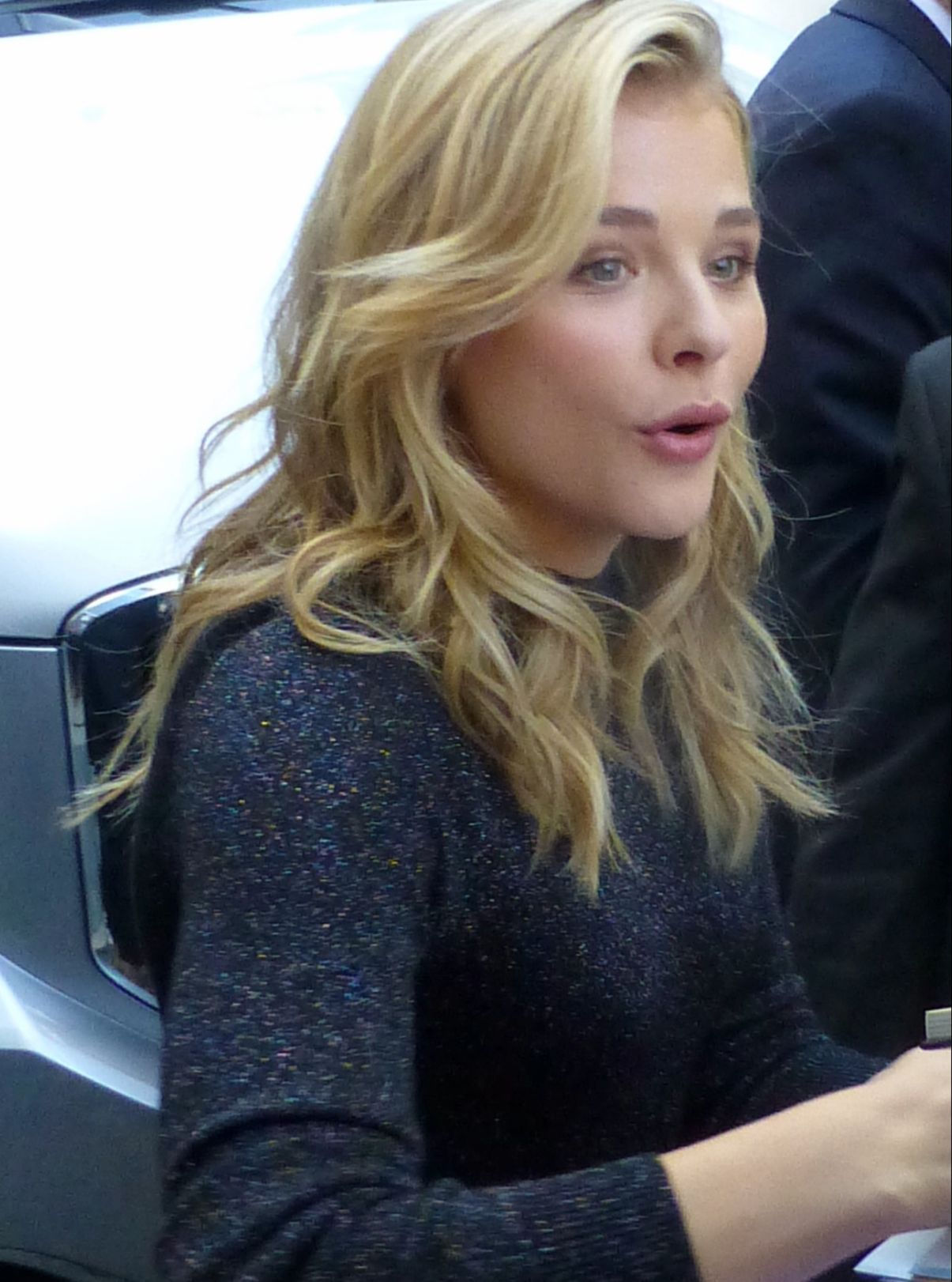 Photo of Chloë Grace Moretz: American actress and model