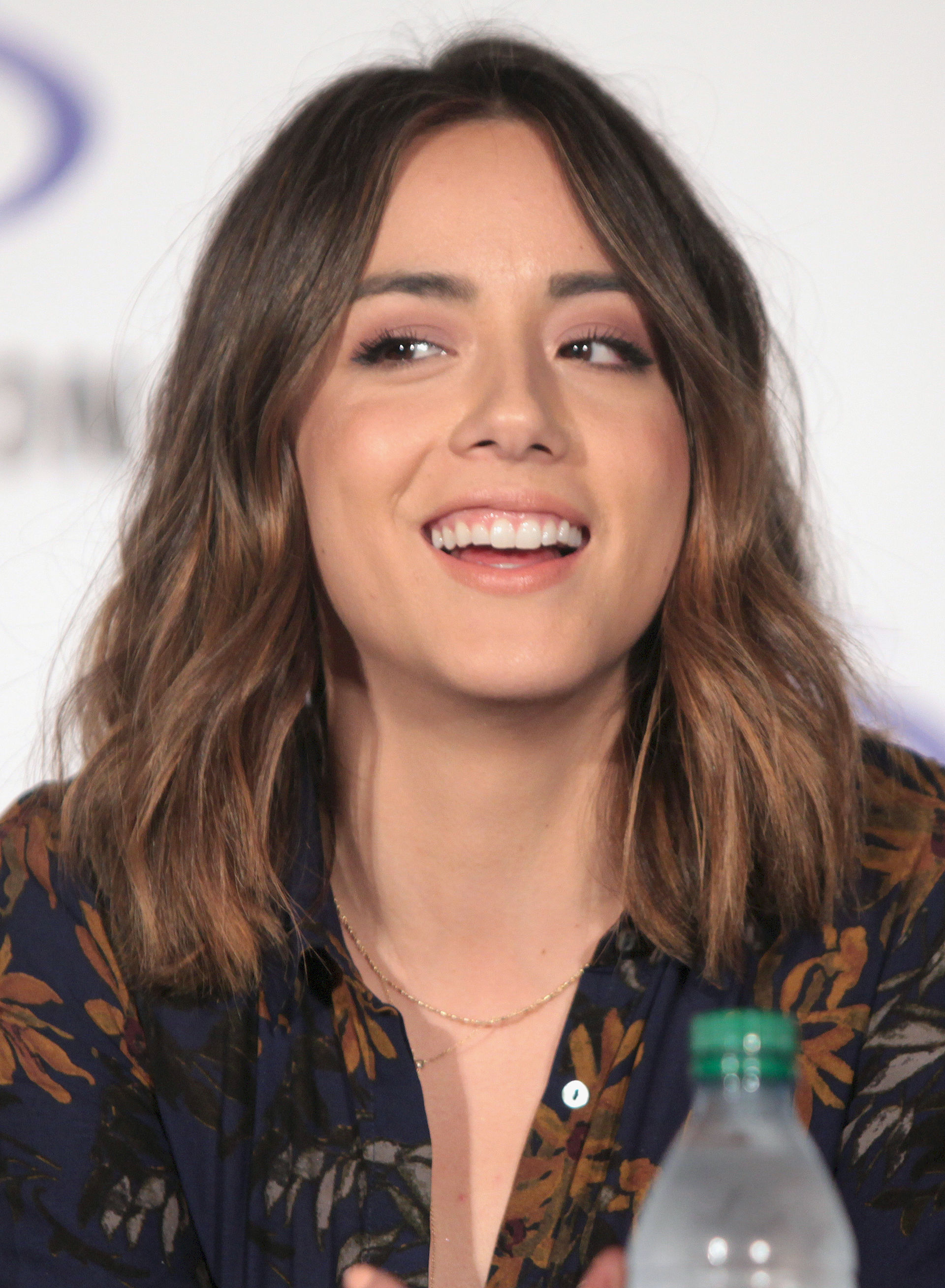 Photo of Chloe Bennet: American actress and singer