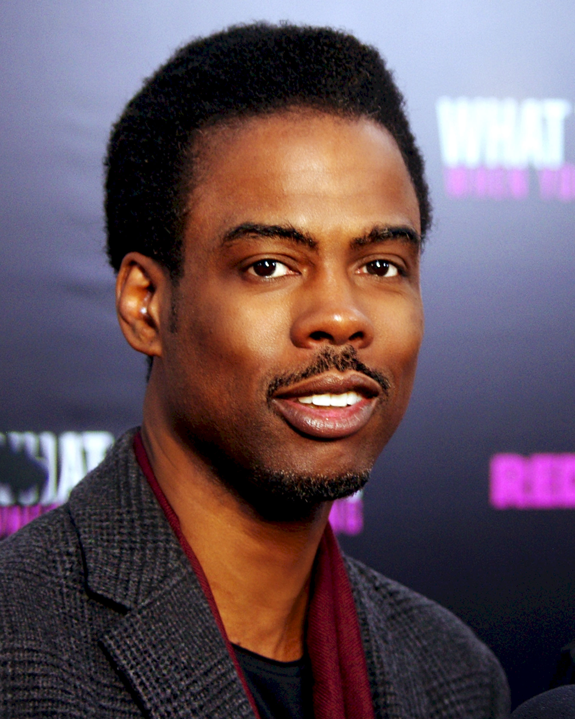 Photo of Chris Rock: American comedian, actor, screenwriter, television producer, film producer, and director