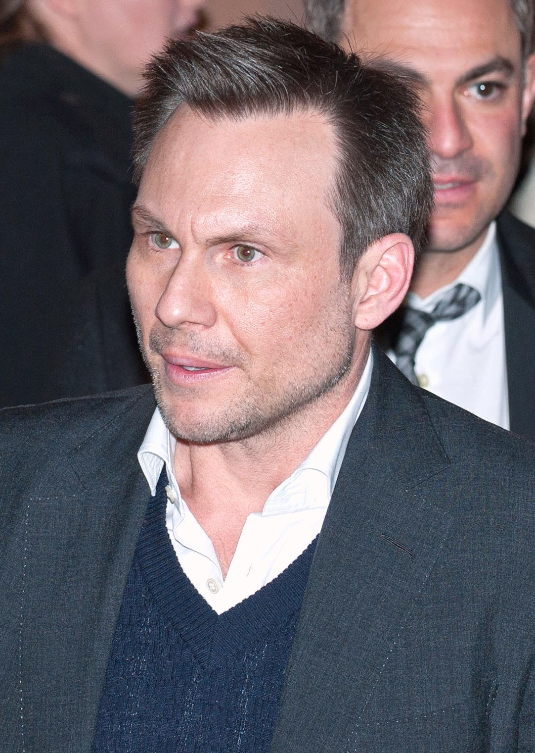 Photo of Christian Slater: American actor