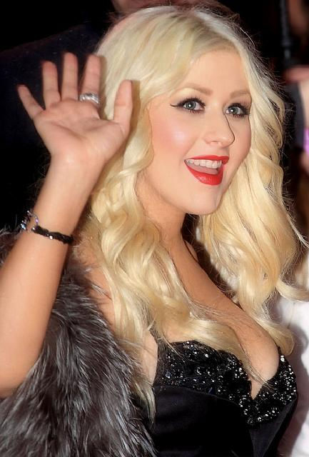 Photo of Christina Aguilera: Singer from the United States