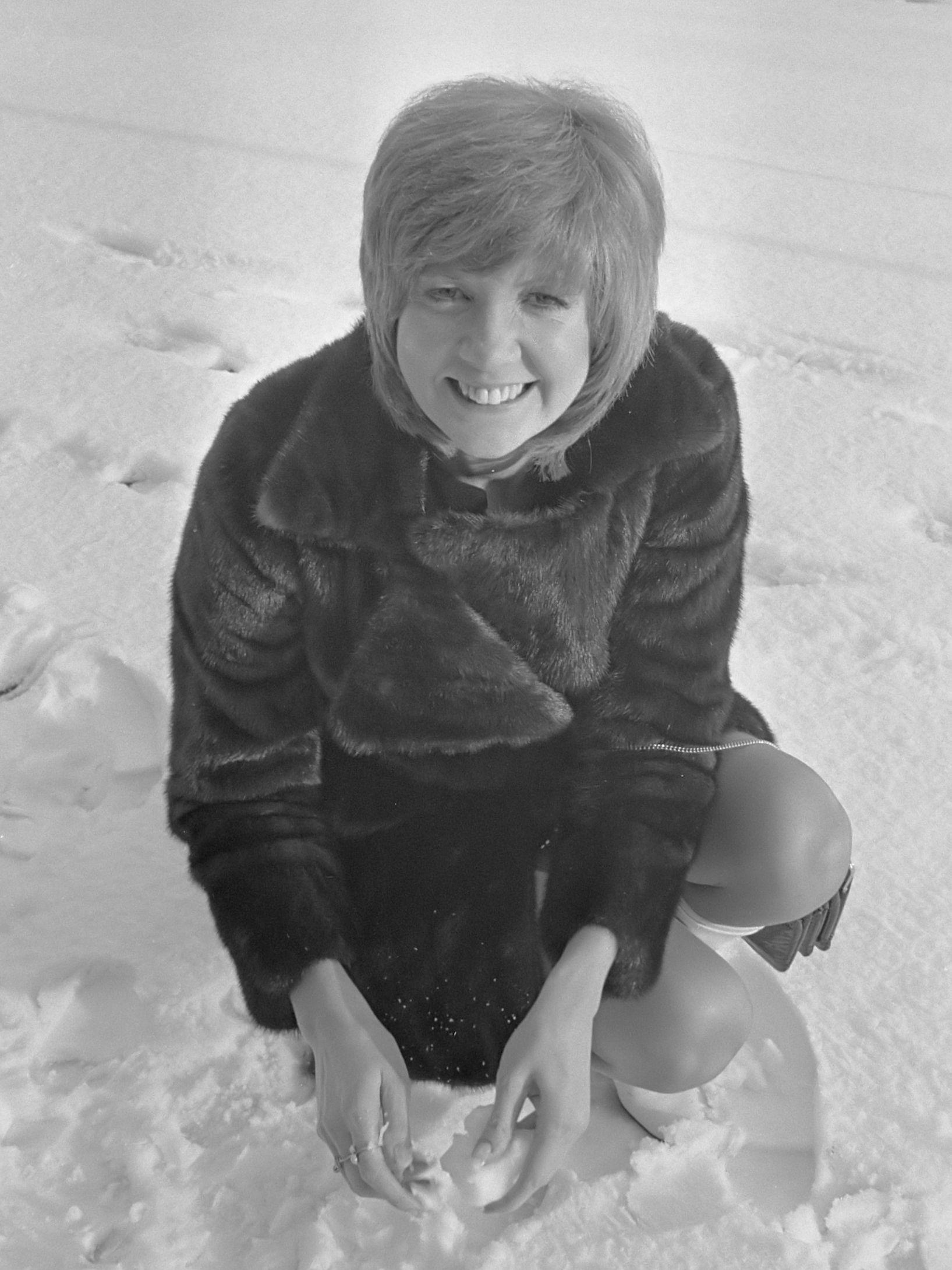 Photo of Cilla Black: English singer, actress and media personality