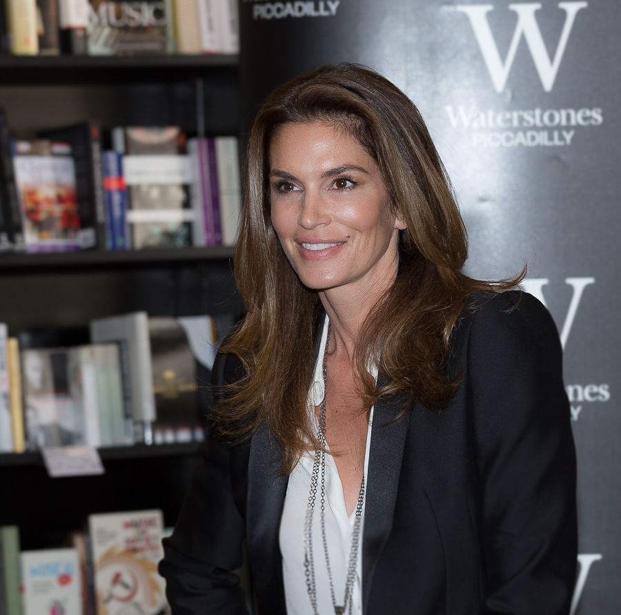 Photo of Cindy Crawford: Model from the United States