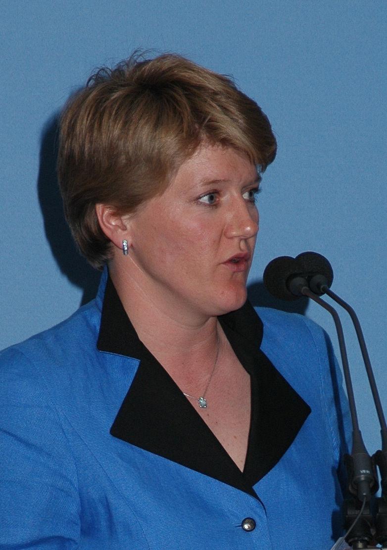 Photo of Clare Balding: British TV presenter, journalist and amateur jockey