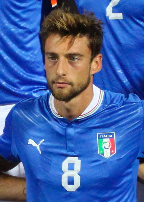 Photo of Claudio Marchisio: Italian footballer