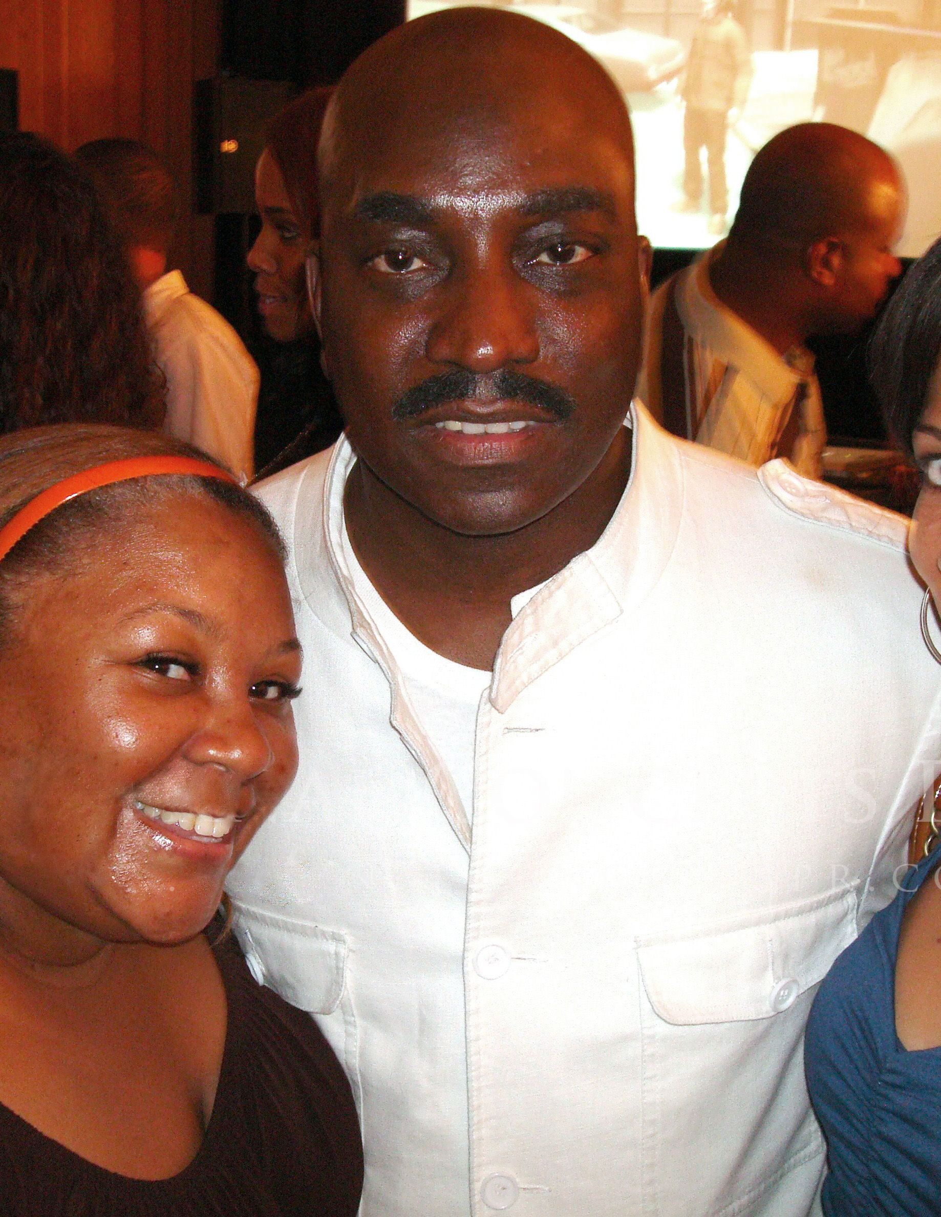Photo of Clifton Powell: American actor and comedian