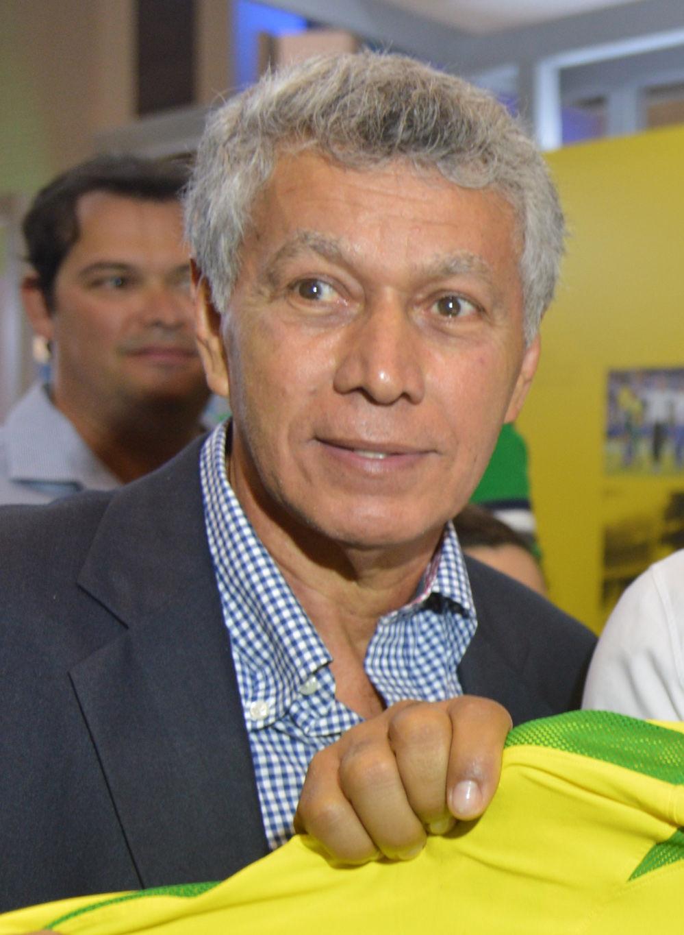 Photo of Clodoaldo: Brazilian footballer and manager