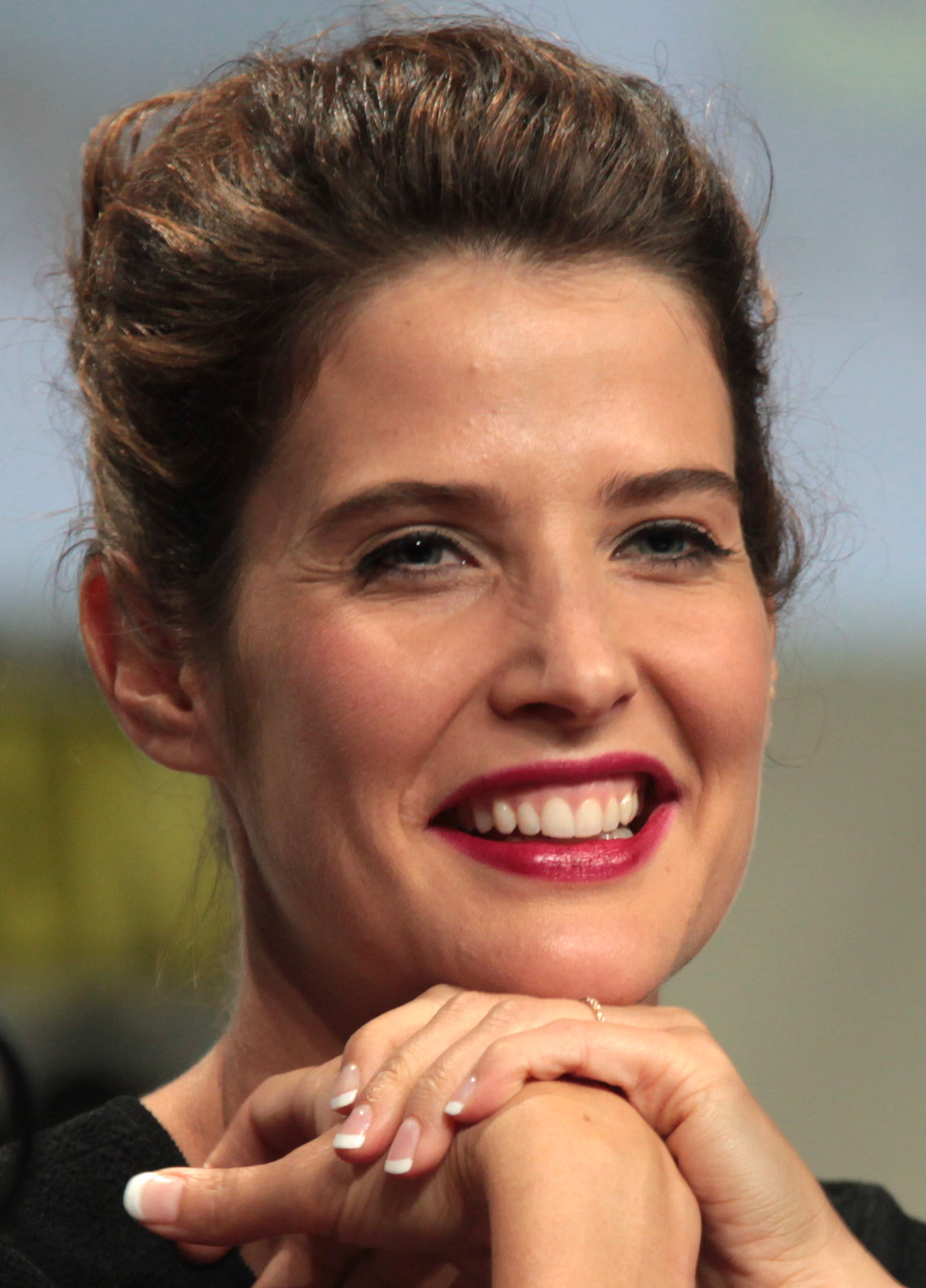 Photo of Cobie Smulders: Canadian actress and former model