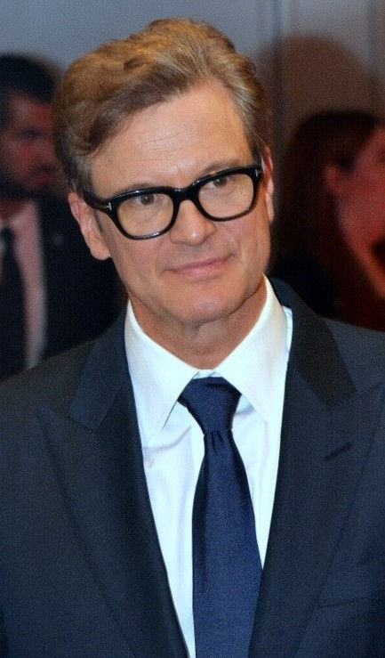Photo of Colin Firth: English actor