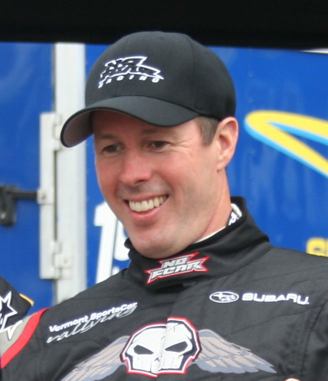 Photo of Colin McRae: British racecar driver