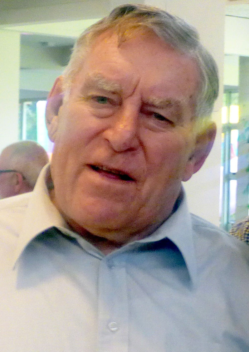 Photo of Colin Meads: Former New Zealand rugby player