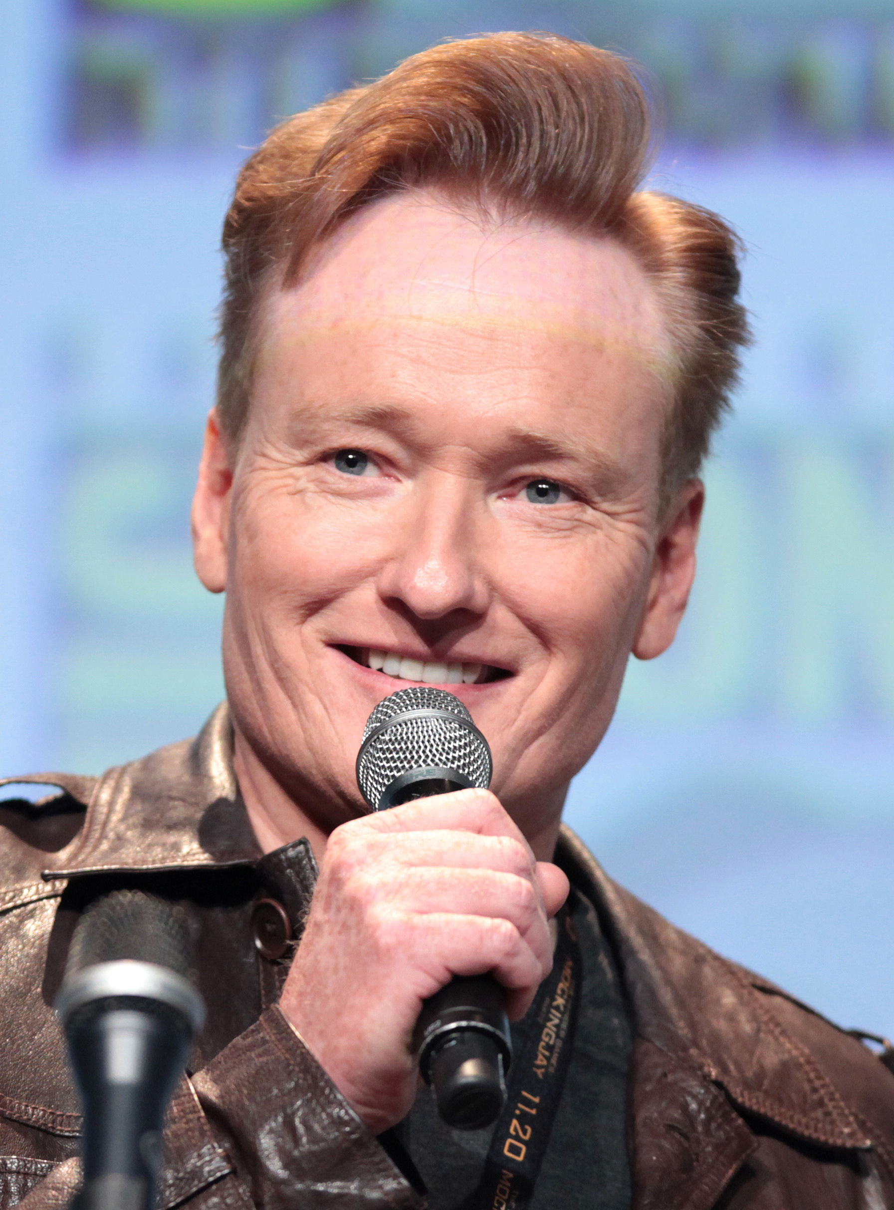 Photo of Conan O'Brien: American television show host and comedian