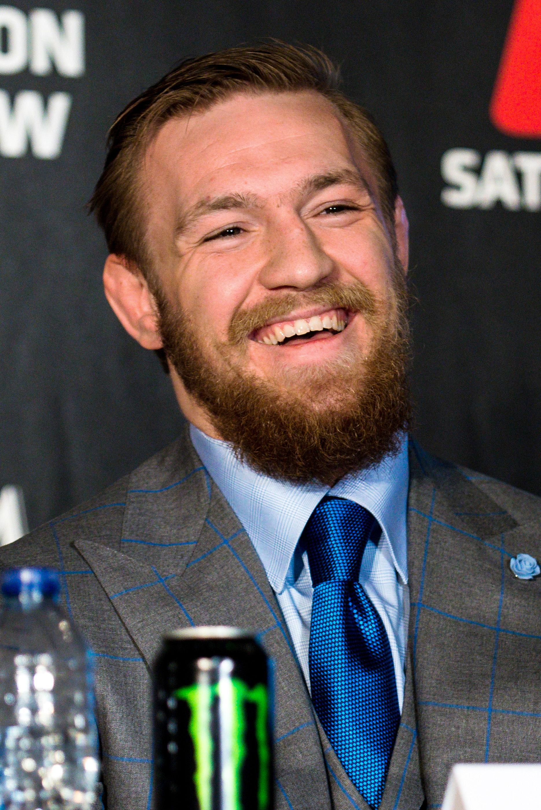 Photo of Conor McGregor: Irish mixed martial artist