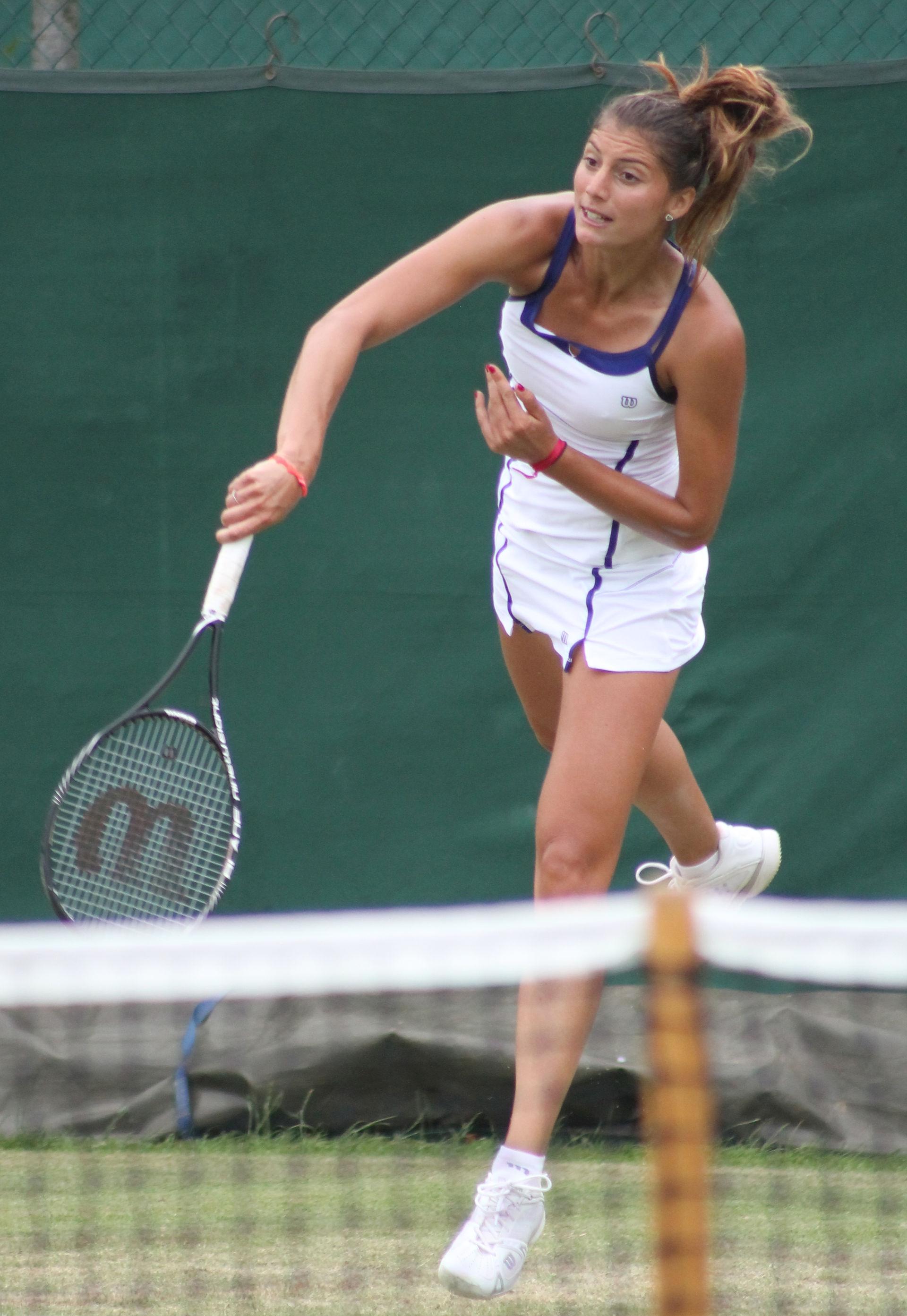Photo of Corinna Dentoni: Italian tennis player