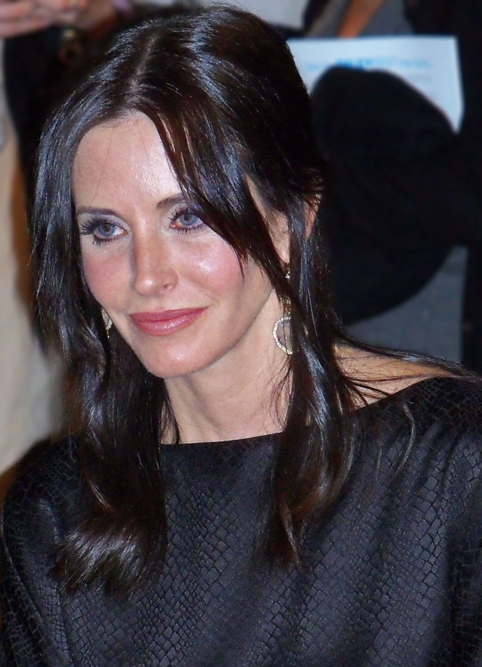 Photo of Courteney Cox: Television and film actress from the United States