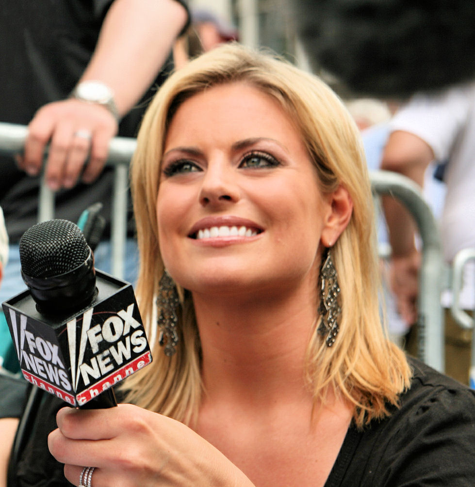 Photo of Courtney Friel: American television journalist