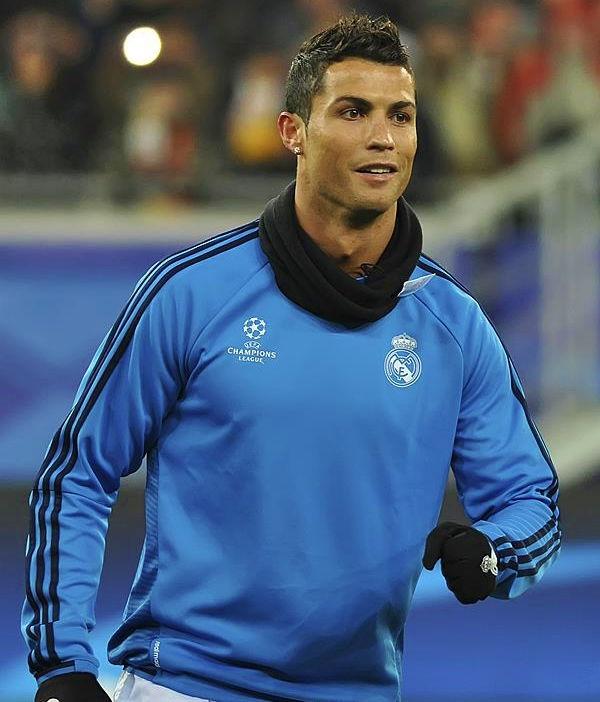 Photo of Cristiano Ronaldo: Portuguese footballer