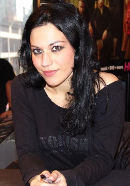 Photo of Cristina Scabbia: Italian singer