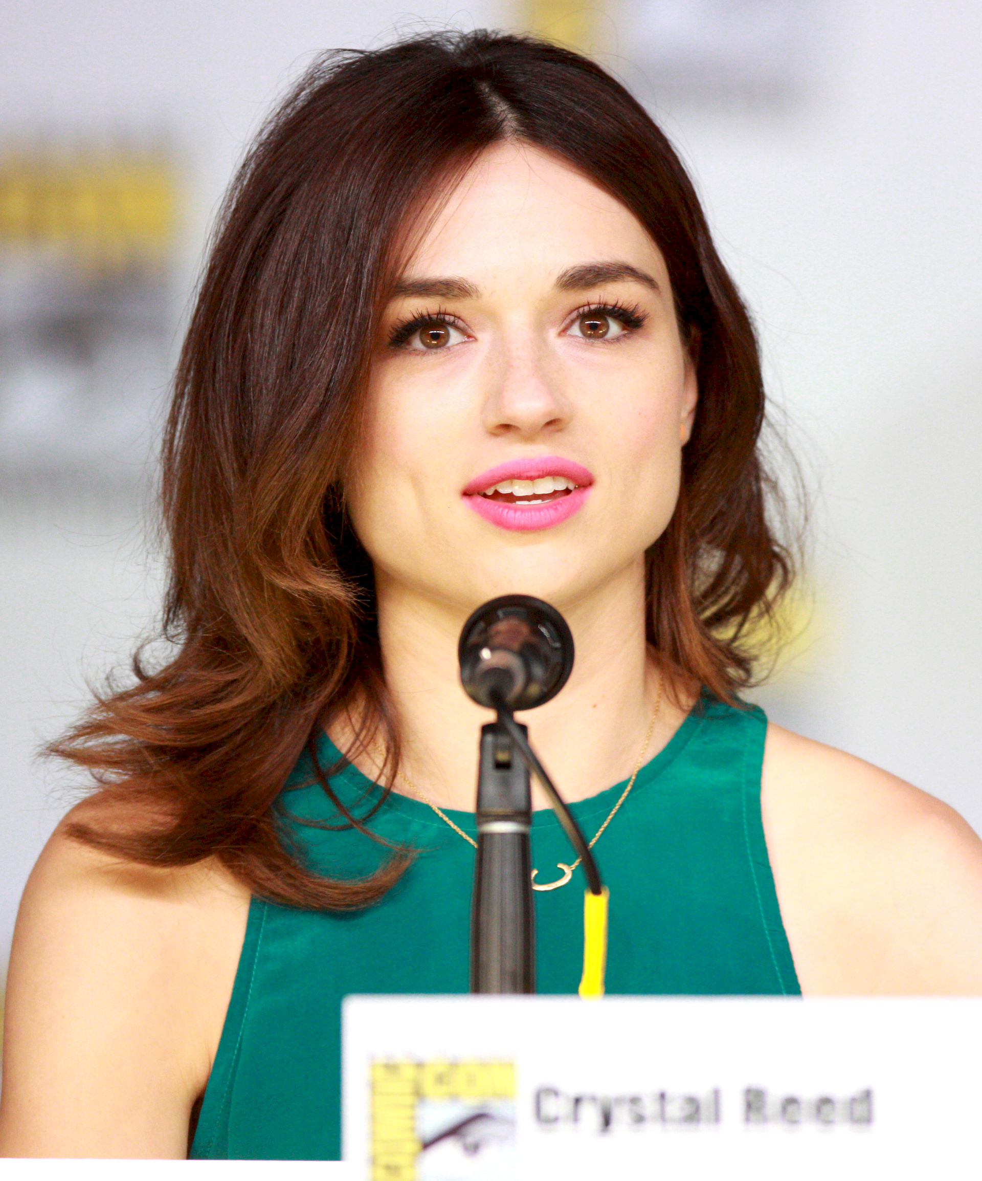 Photo of Crystal Reed: American actress