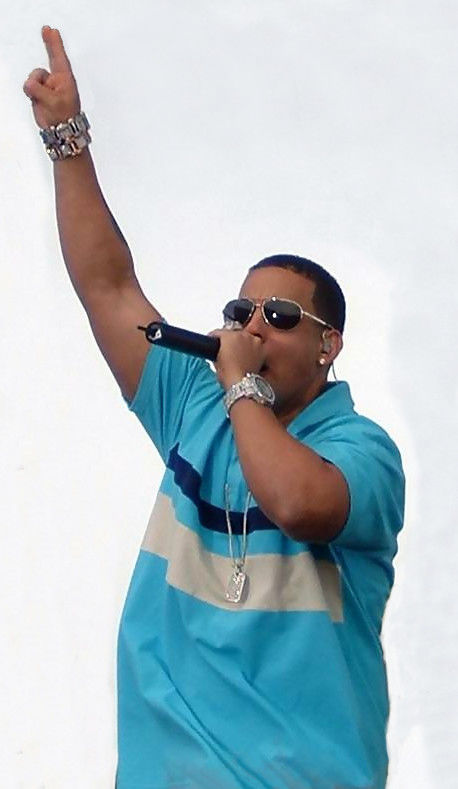 Photo of Daddy Yankee: Reggaeton artist