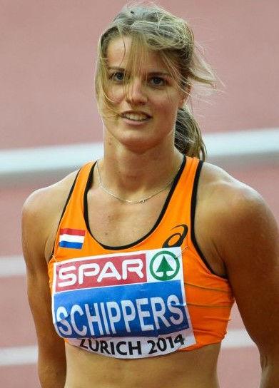 Photo of Dafne Schippers: Dutch heptathlete and sprinter