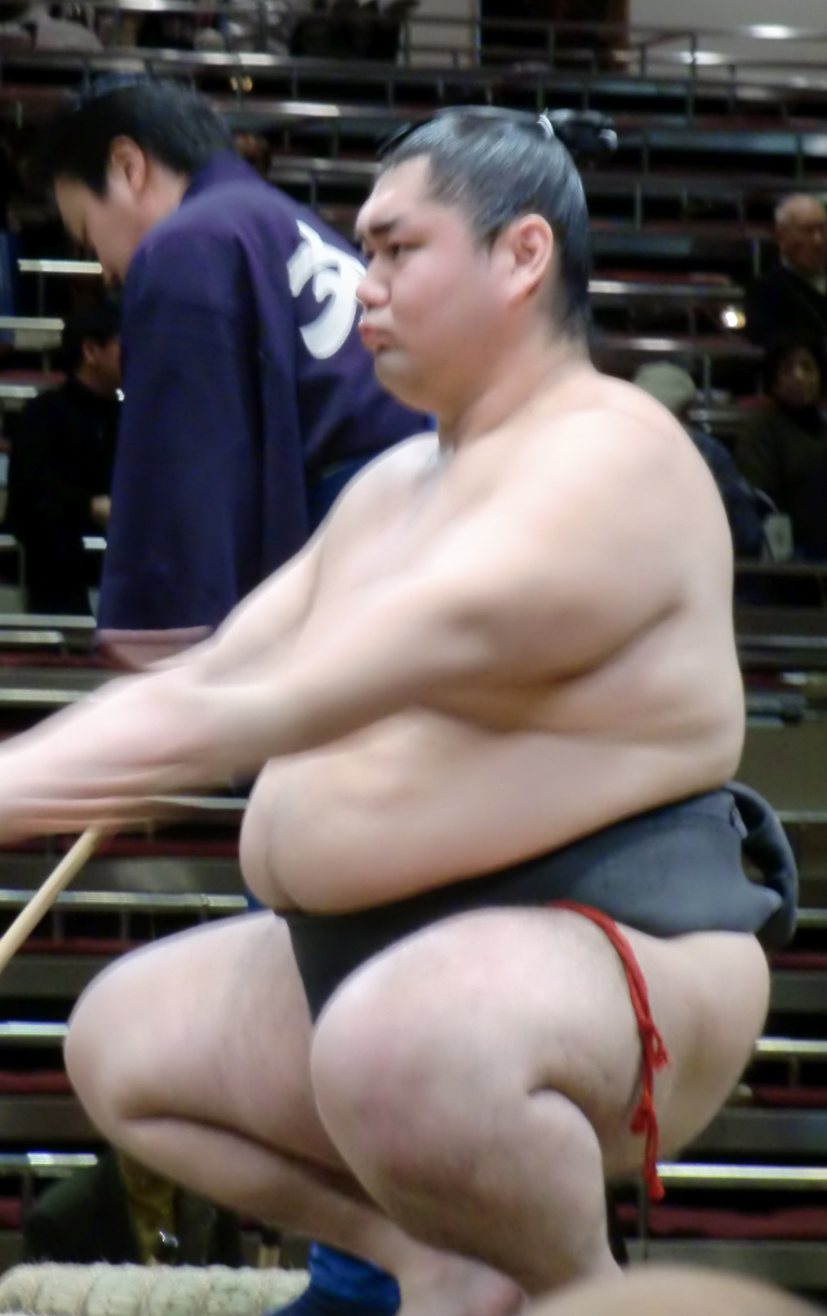 Photo of Daimanazuru Kenji: Sumo wrestler