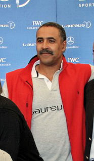 Photo of Daley Thompson: British decathlete