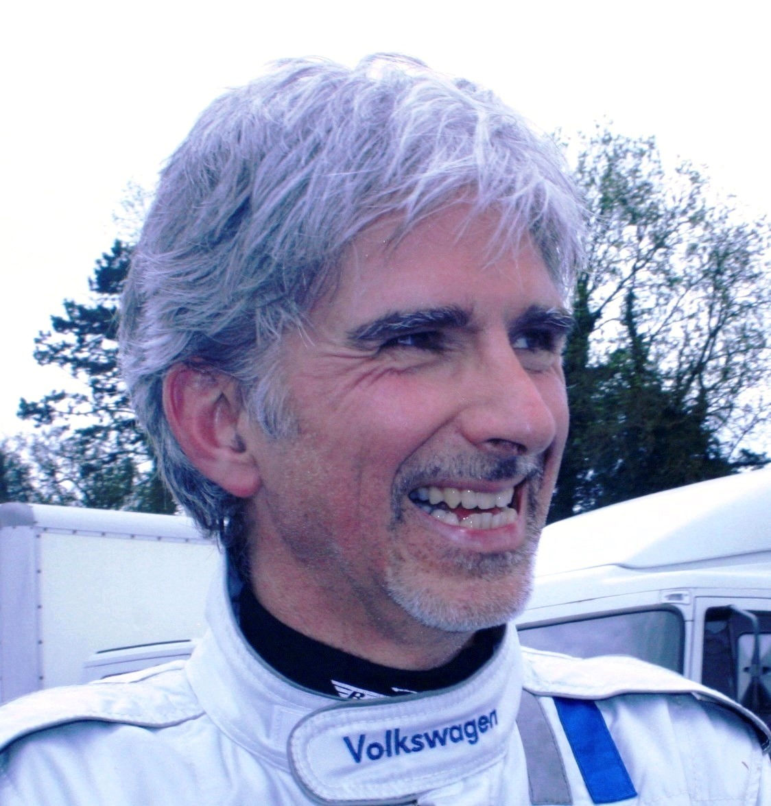 Photo of Damon Hill: British racing driver