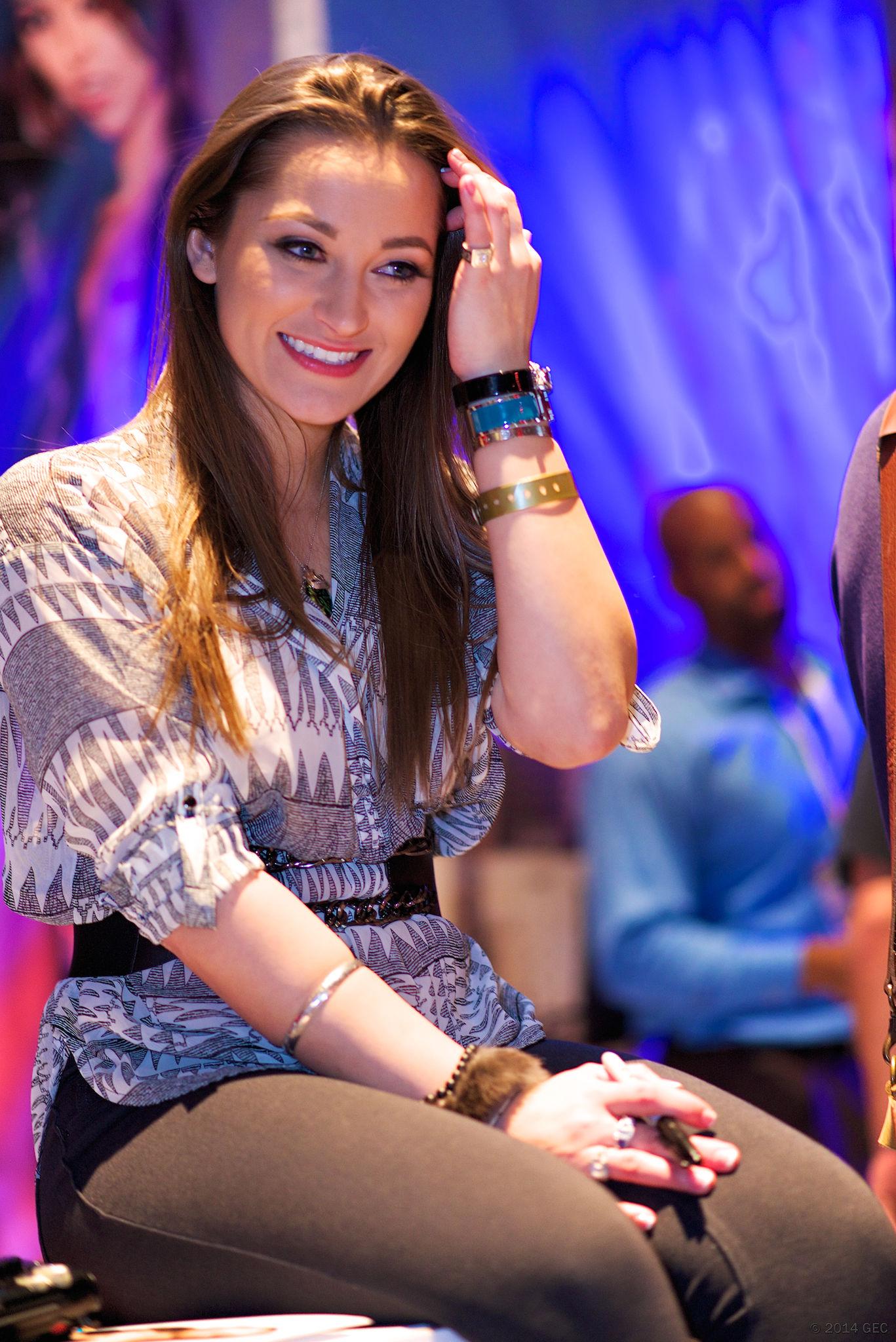 Photo of Dani Daniels: American pornographic actress