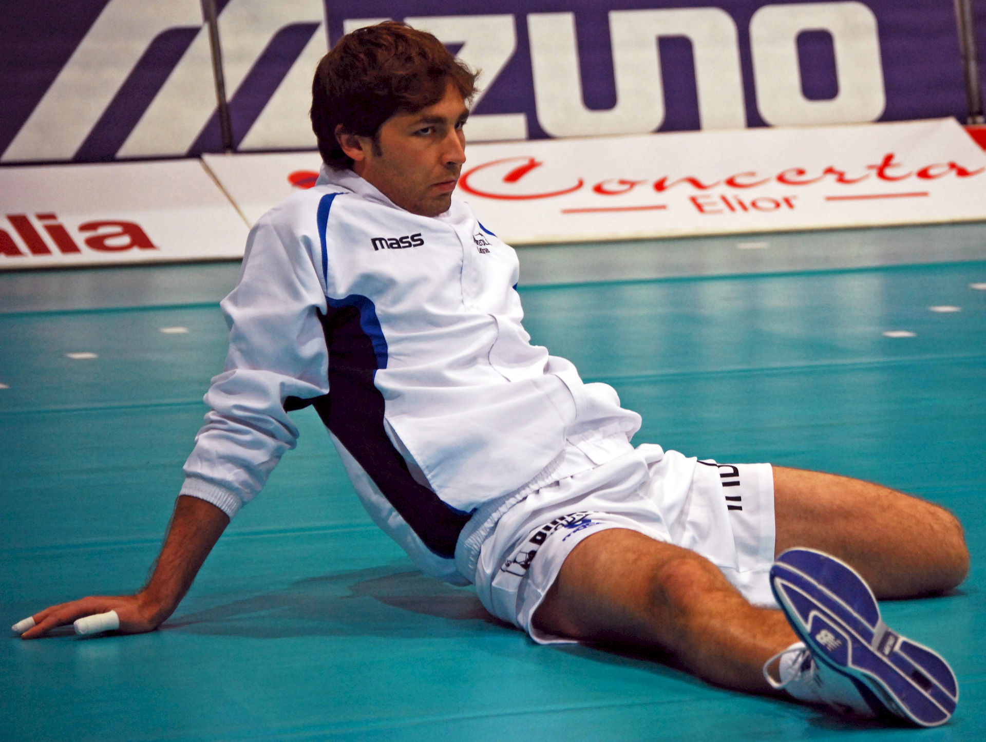 Photo of Daniele Sottile: Italian volleyball player