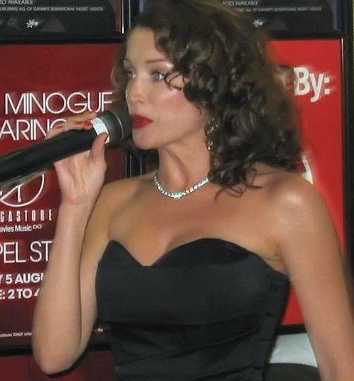 Photo of Dannii Minogue: Australian pop singer, songwriter, actress