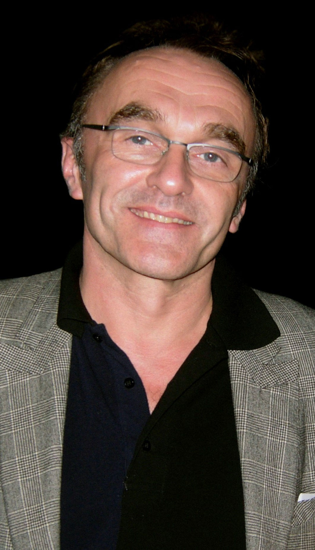 Photo of Danny Boyle: English film director, producer and screenwriter