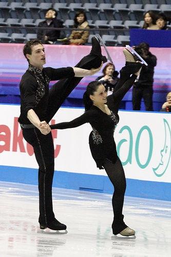 Photo of Daria Popova: Pair skater