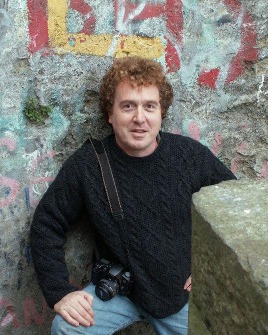 Photo of David Eppstein: American computer scientist