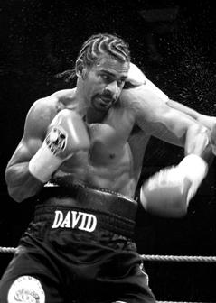 Photo of David Haye: British boxer