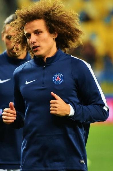 Photo of David Luiz: Brazilian footballer