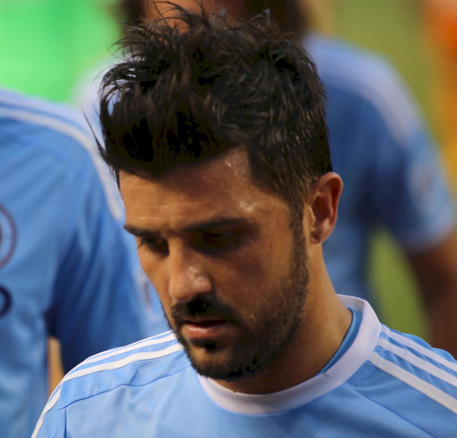 Photo of David Villa: Spanish footballer