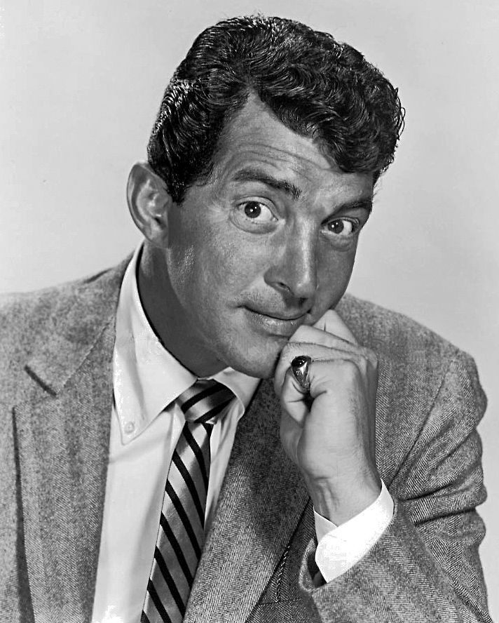 Photo of Dean Martin: American singer, actor, comedian and film producer