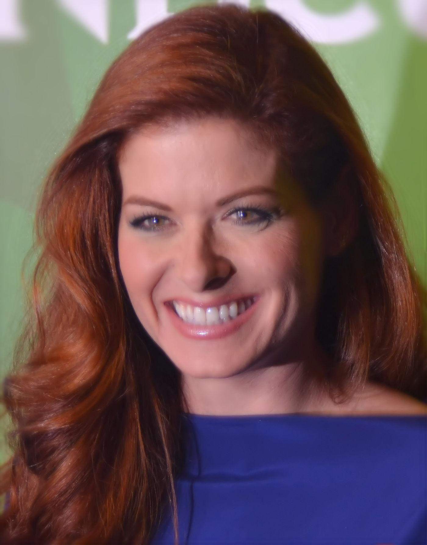 Photo of Debra Messing: American actress