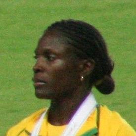 Photo of Delloreen Ennis-London: Athlete from Jamaica