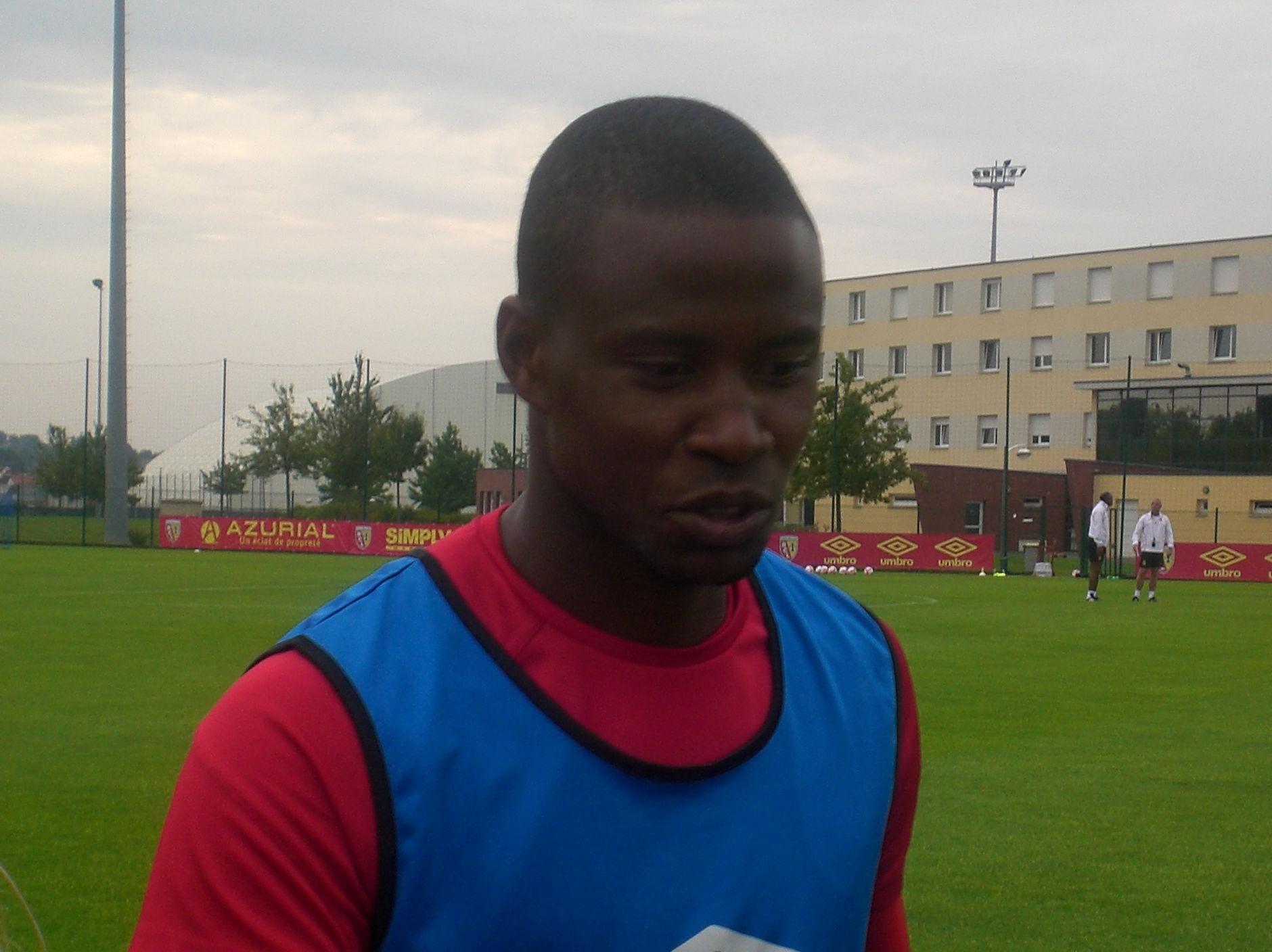 Photo of Deme N'Diaye: Footballer