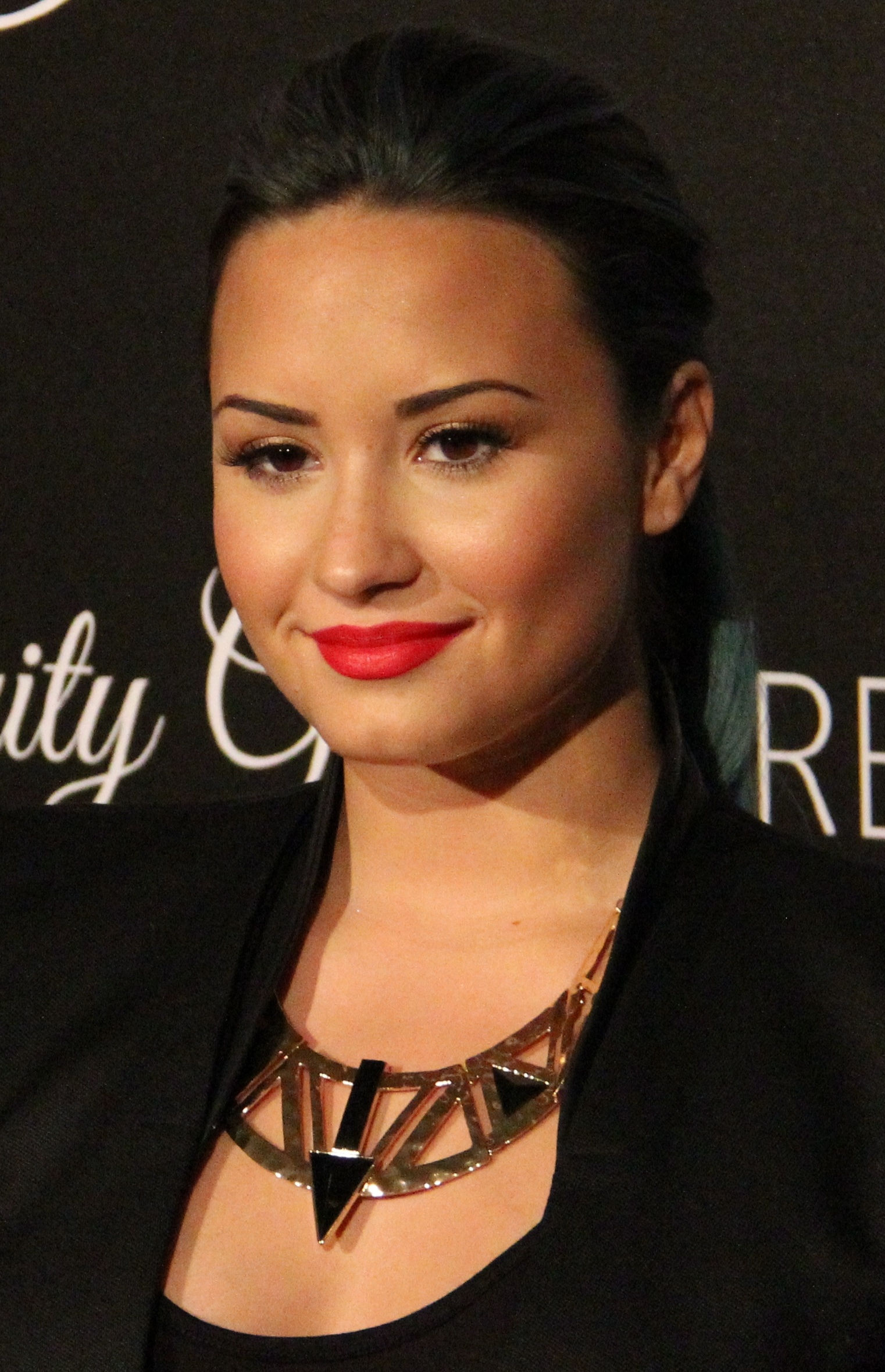Photo of Demi Lovato: American actress, singer, songwriter,entrepreneur, philanthropist, model andbusinesswoman