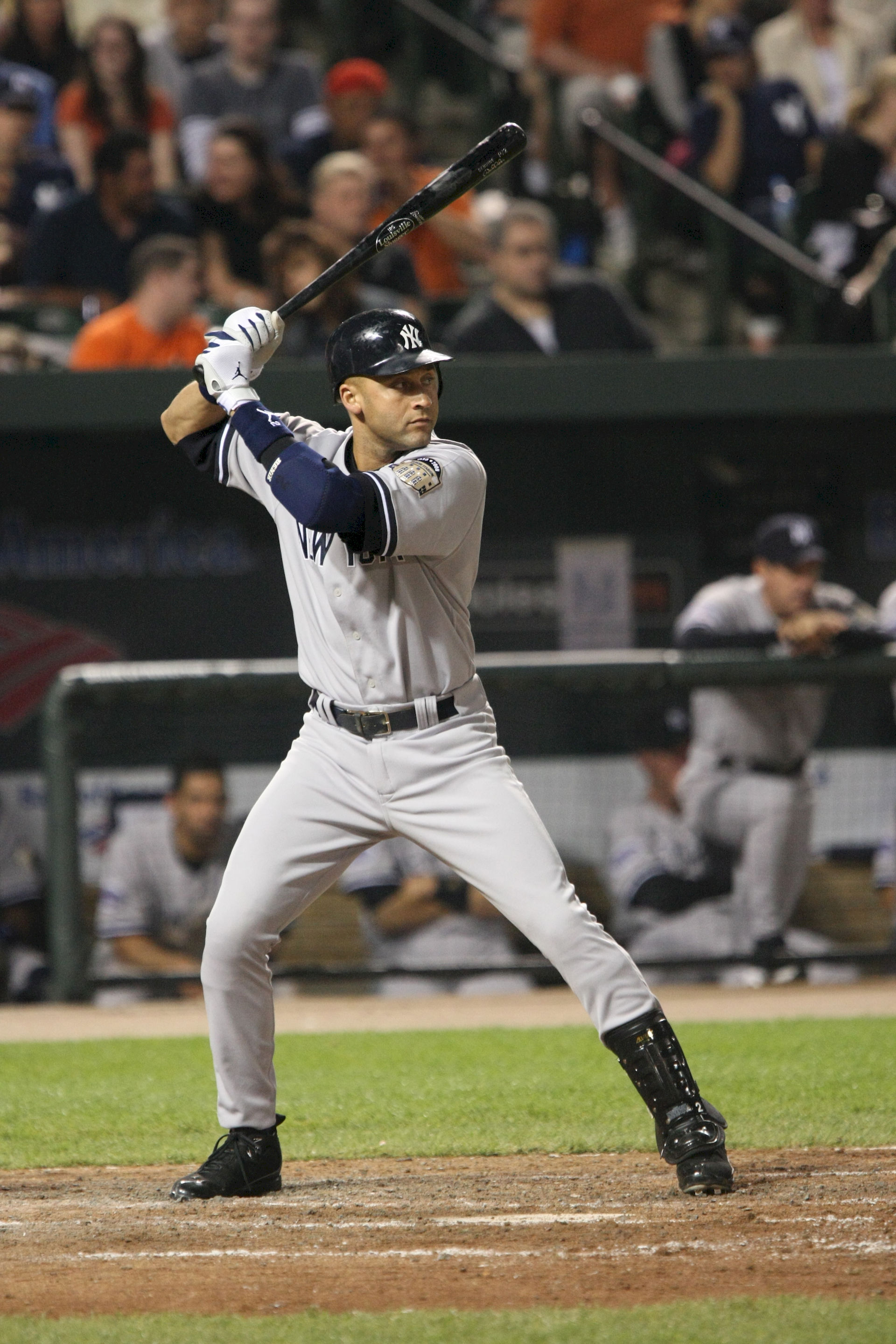 Photo of Derek Jeter: Baseball player from the United States