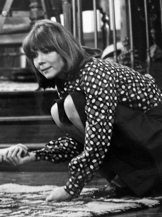 Photo of Diana Rigg: British actress