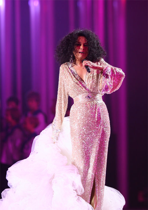 Photo of Diana Ross: American vocalist, music artist and actress