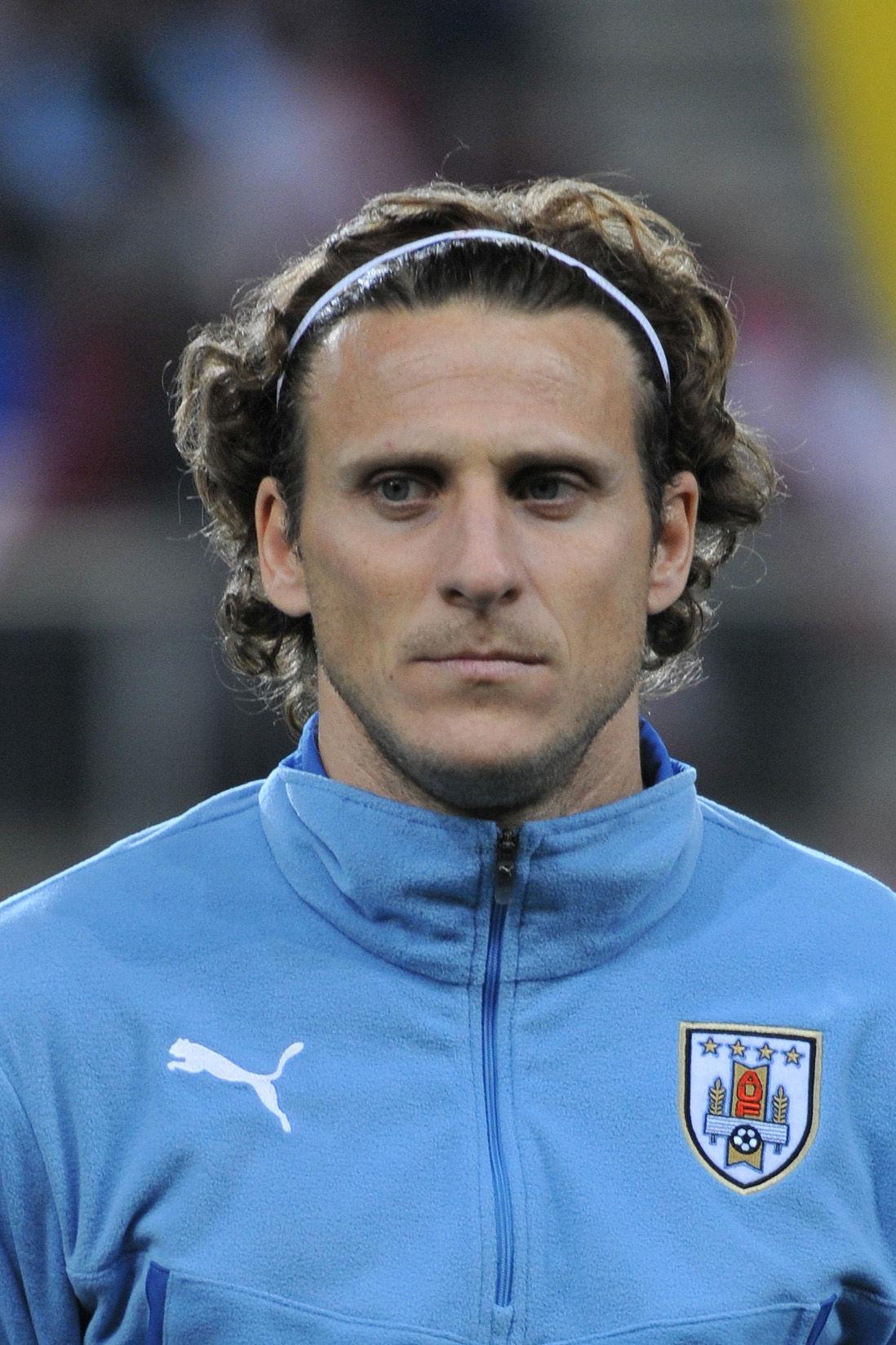 Photo of Diego Forlán: Uruguayan professional footballer