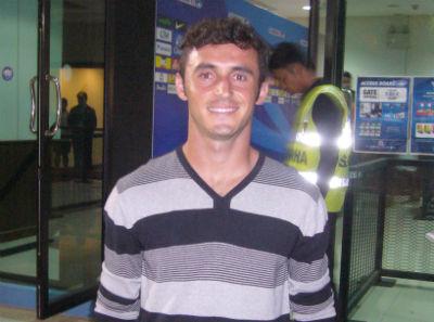 Photo of Diego Pishinin: Brazilian footballer and manager