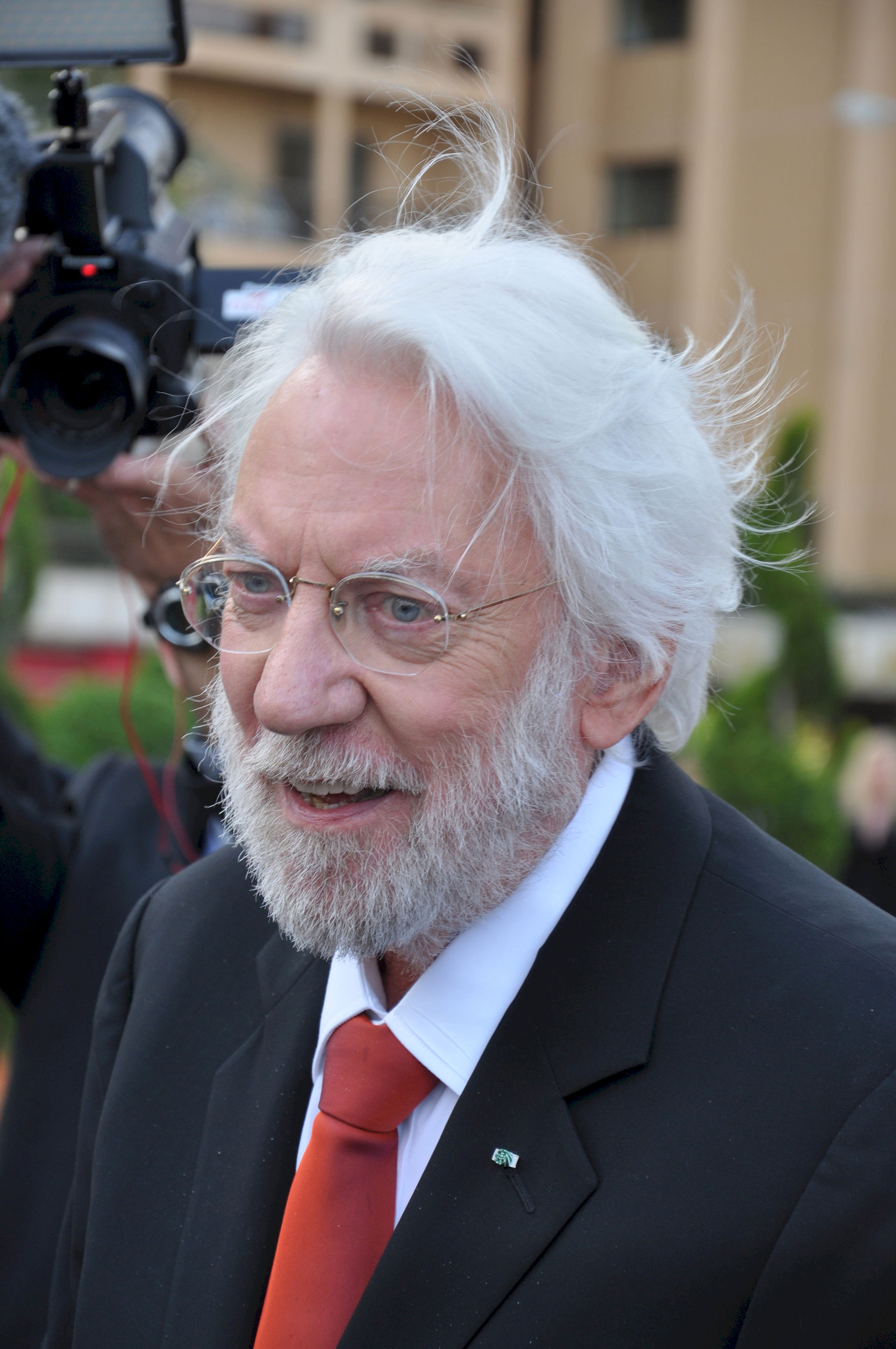 Photo of Donald Sutherland: Canadian actor